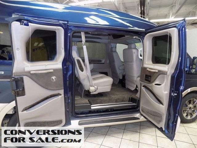 Pin On Conversion Vans For Sale
