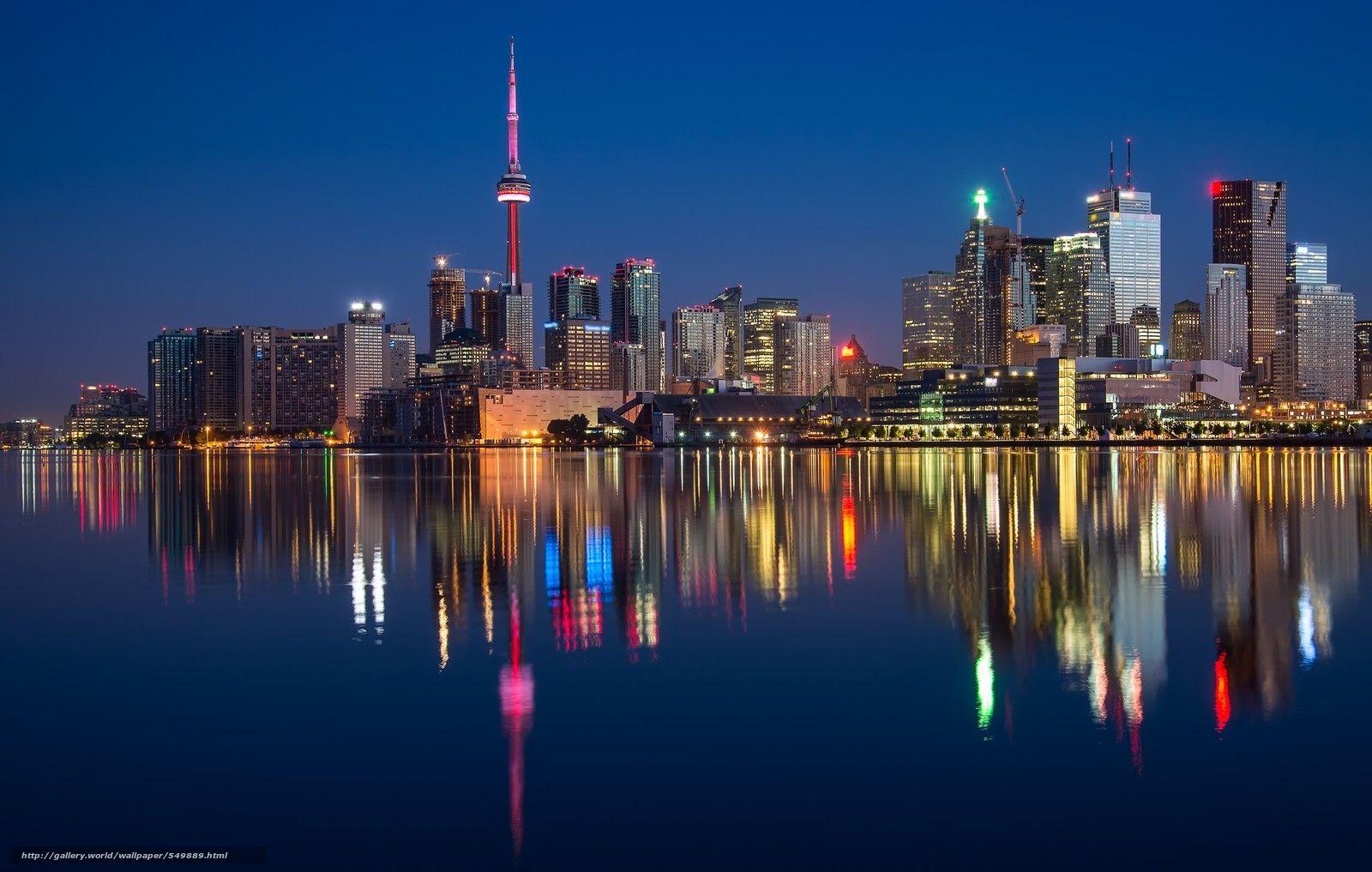 Download Wallpaper Toronto Ontario Canada Free Desktop Wallpaper In Toronto Travel Toronto Vacation City Vacation