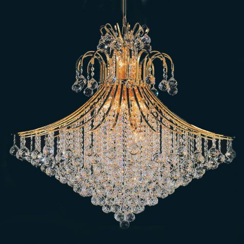Contour Crystal Chandelier 8005g31g With Images Crystal Chandelier Beautiful Chandelier Chandelier