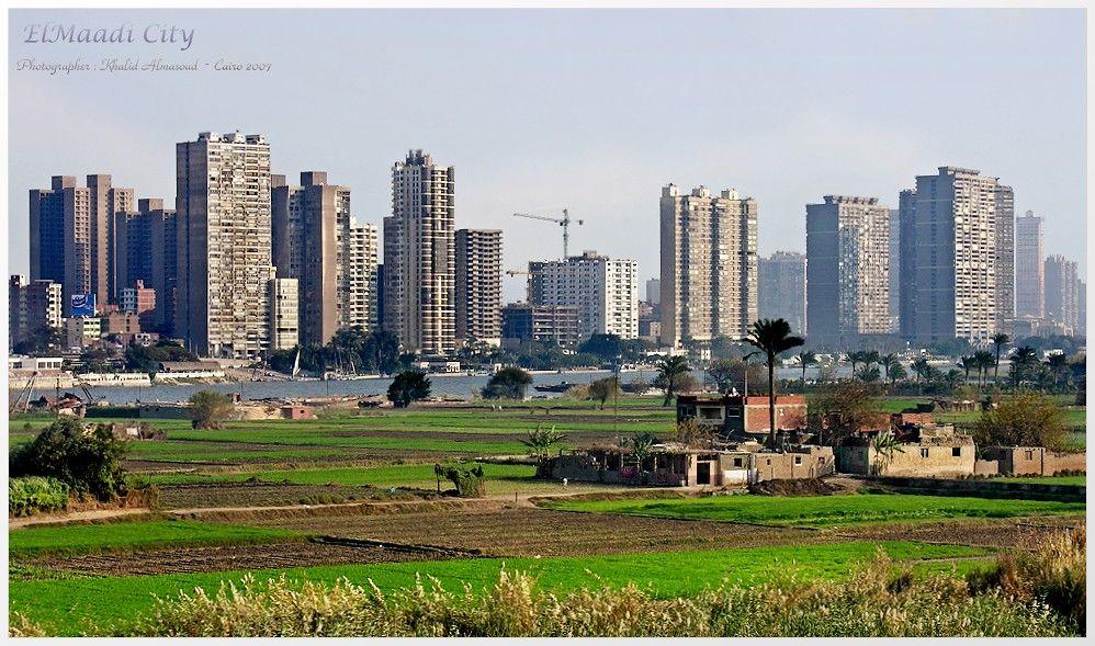Elmaadi City Cairo Cairo Egypt Today City