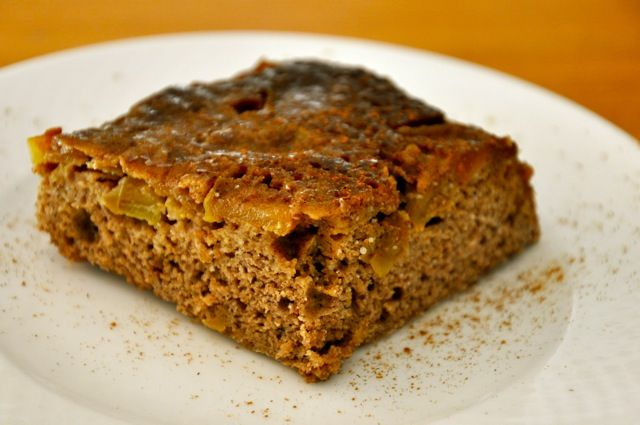 Apple cake recipe healthy
