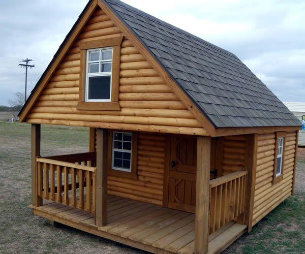 Livable Portable Buildings : Derksen hideout playhouses visit rksenbuildingstx