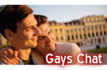 Gay chat room for free