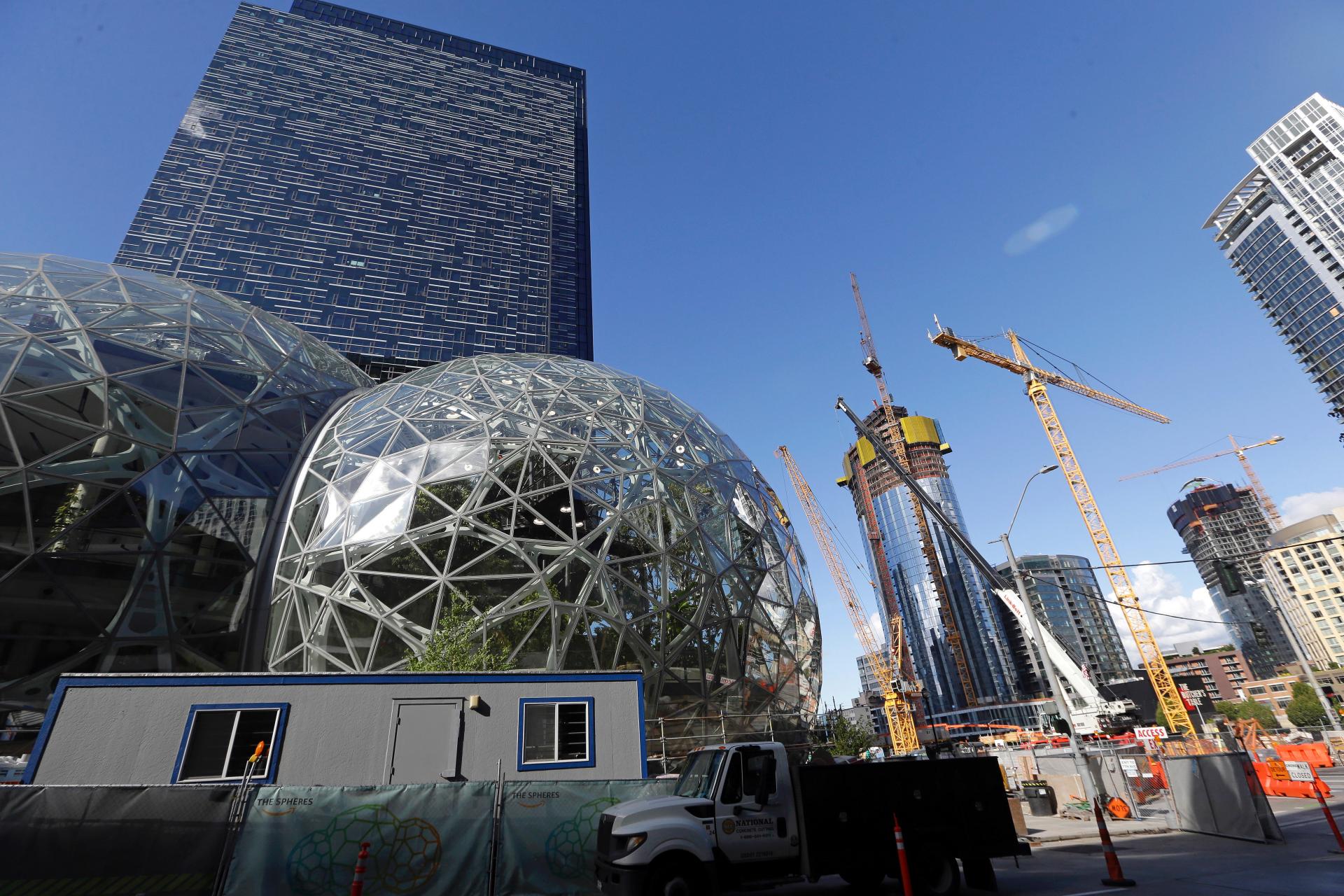 Trending FOX BUSINESS News Amazon halts Seattle