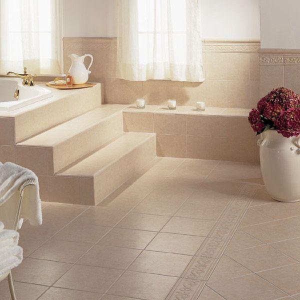 12 X 12 Decorative Tiles Beauteous Details Photo Features Calabria In Biscotti 12 X 12 Floor Tile Decorating Inspiration