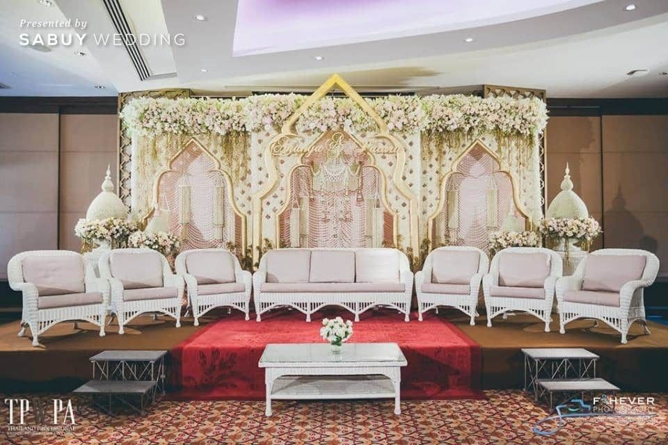 Sabuywedding | 3 ไอเดีย 3 สถานที่ ใส่สไตล์ให้งานแต่งไทยสวยล้ำ