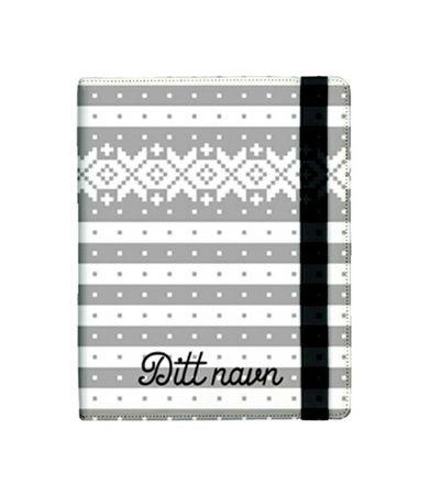 Ipad Mappa Fana Folder For Ipad Norwegian Knitting Pattern