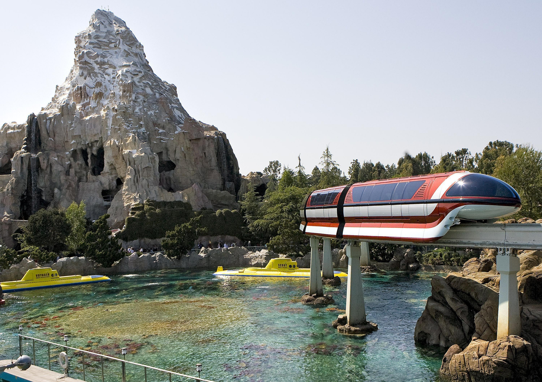 Photo of Die Reise zur Rettung der U-Boot-Reise von Disneyland