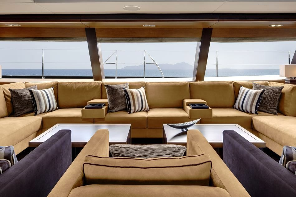 Explore Luxury Yacht Interior, Luxury Yachts, And More! Sailboat Interior  Decorating Ideas ...