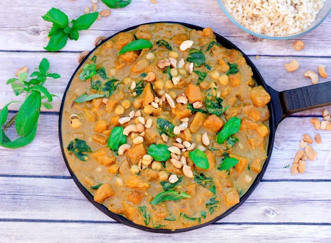 c97672b075a What s your favorite Carb Charge meal for the Renew phase  We love that the  131 Butternut Curry in the program is packed with fun flavors!