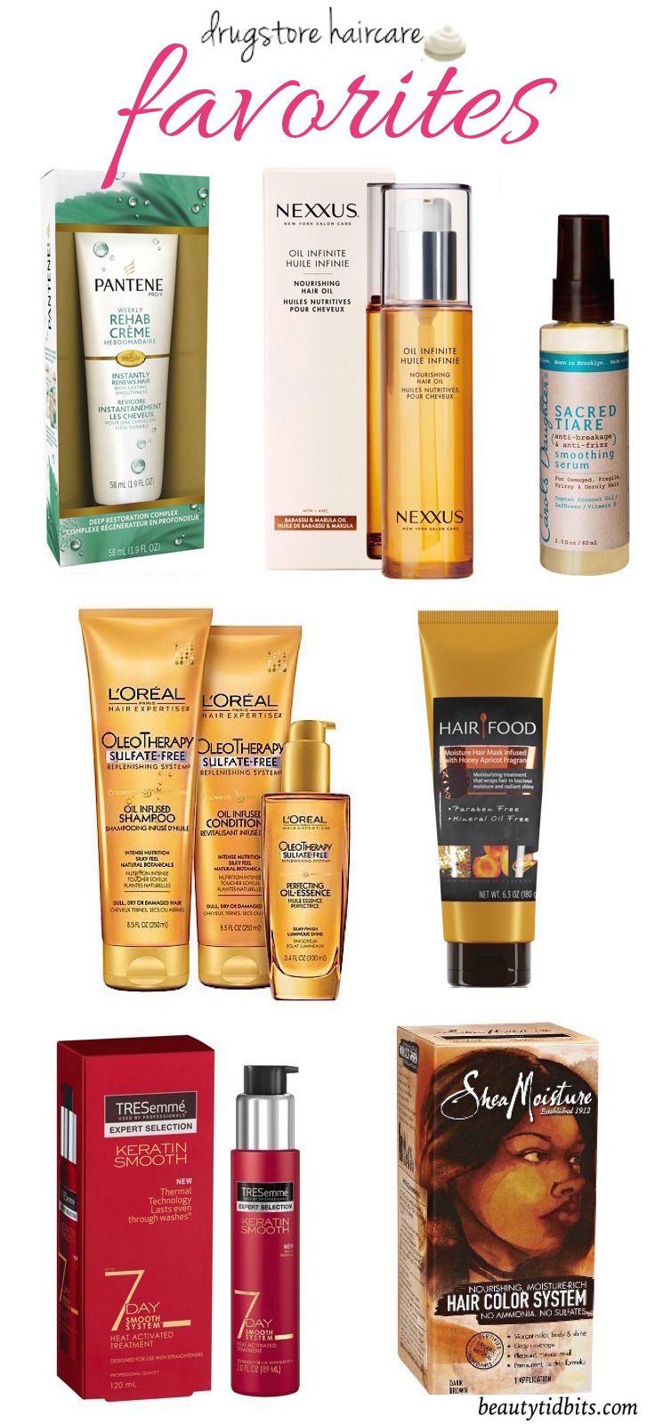 Drugstore Haircare Favorites Best Hair Mask Hair Mask For Damaged Hair Best Drugstore Products