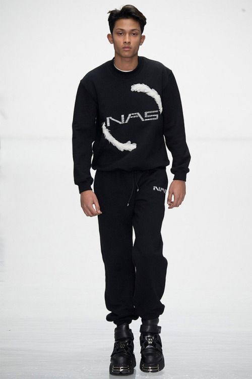 Nasir Mazhar FW16.  menswear mnswr mens style mens fashion fashion style runway nasirmazhar