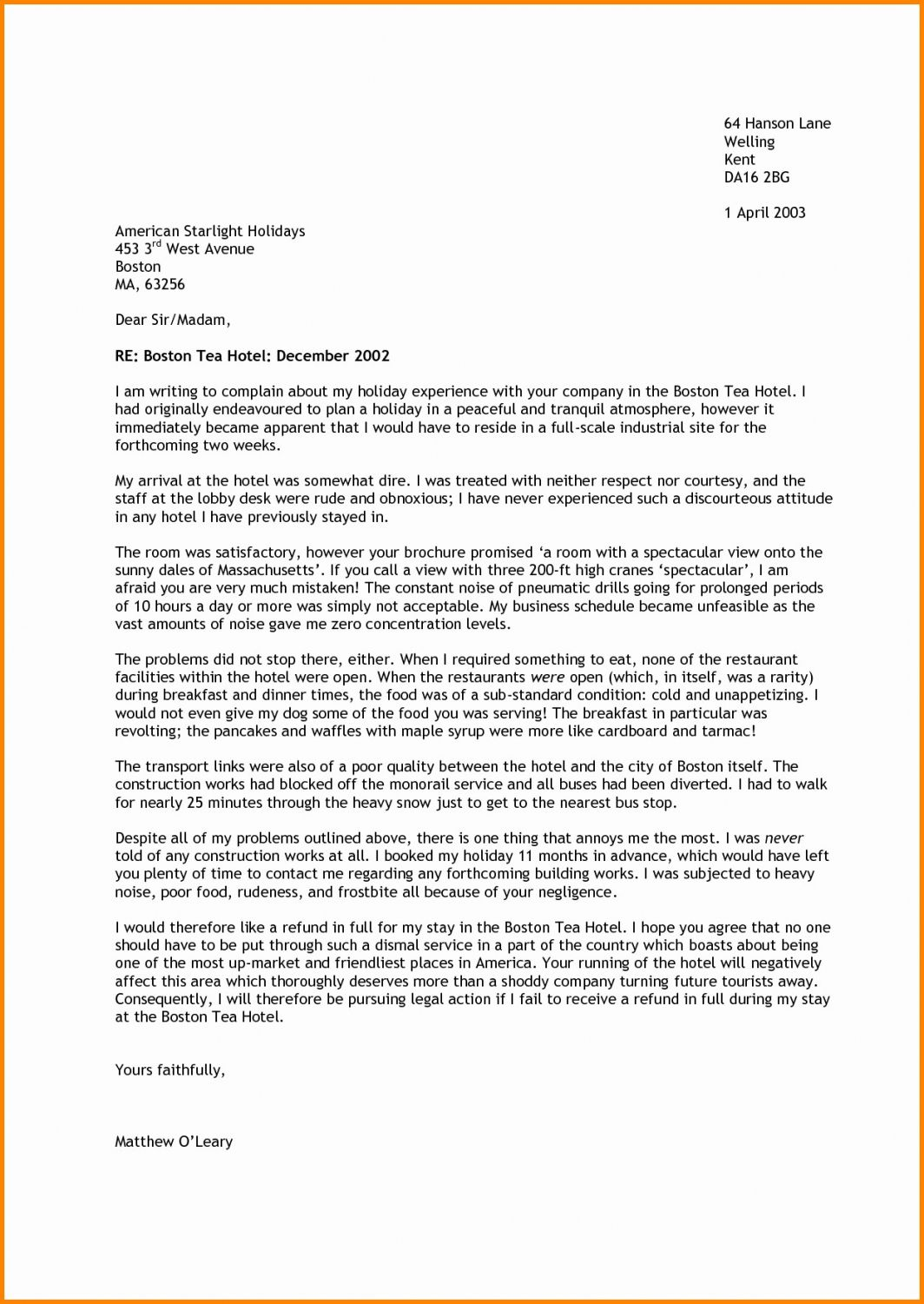 Explore Our Image of Medical Negligence Complaint Letter