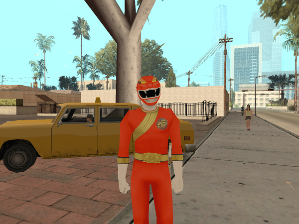 I found 'Power Rangers GTA' on Wish, check it out!