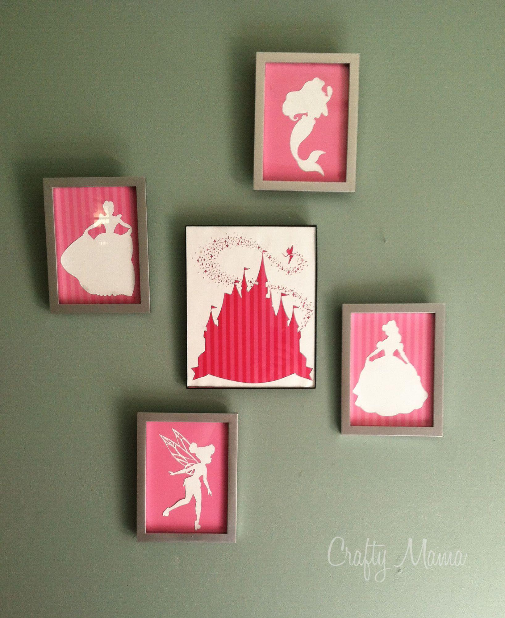 Disney Princess Wall Art  FREE DOWNLOAD! | Princess wall ...