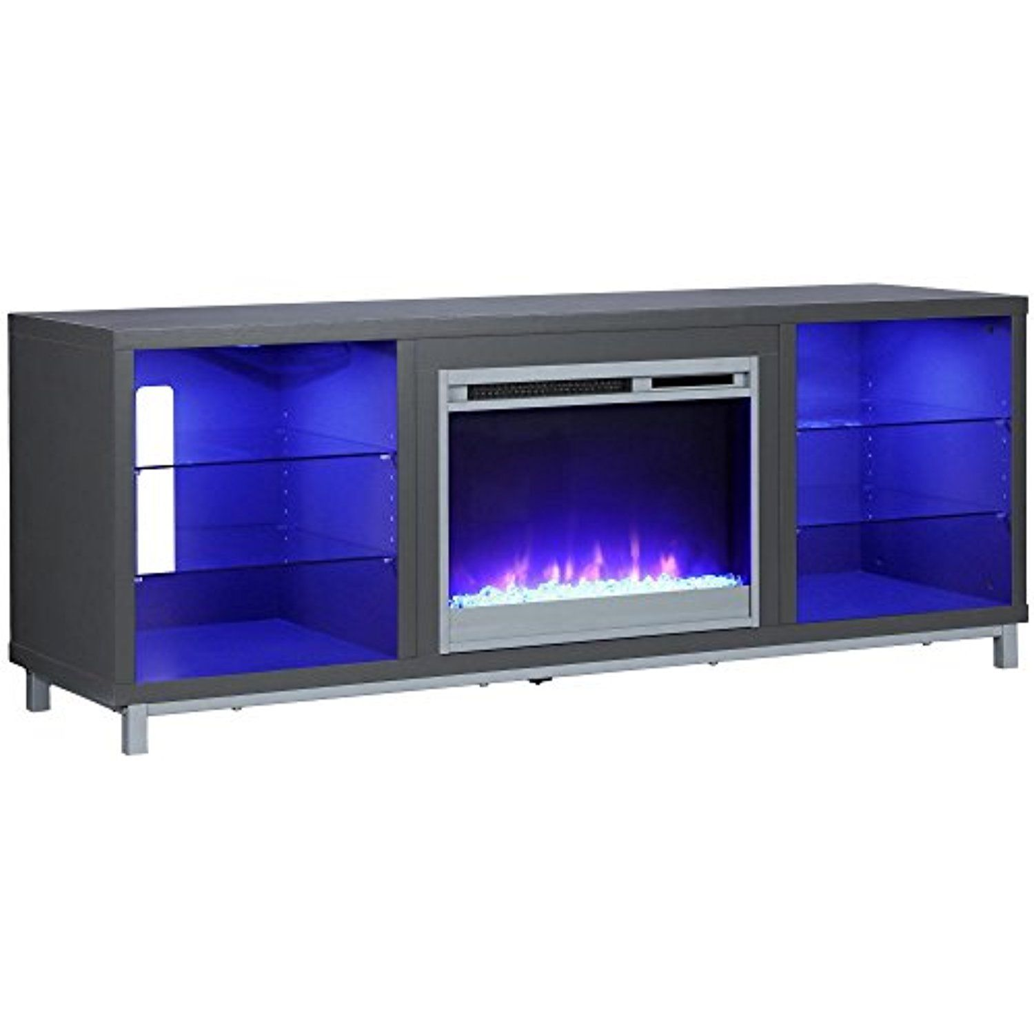 Ameriwood Home 1822296com Lumina Fireplace Tv Stand Check Out