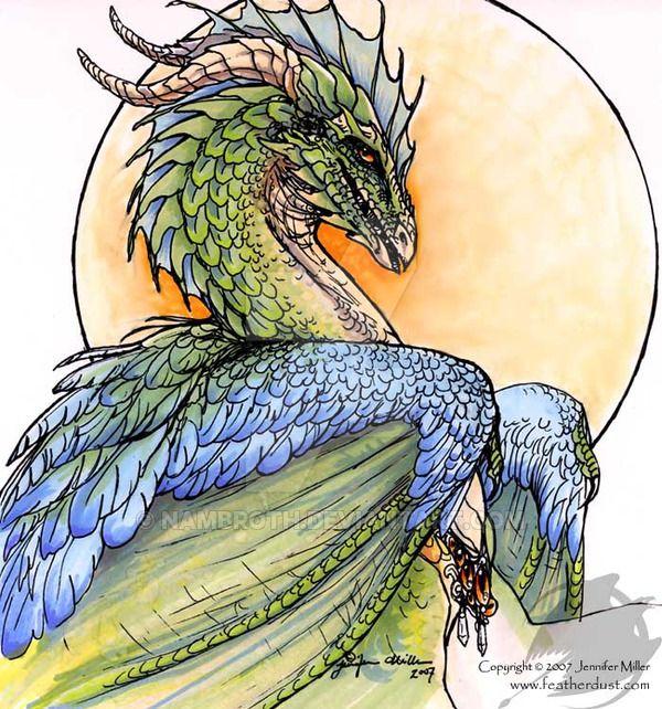 Citrine By Nambroth Dragon Art Puff The Magic Dragon Art
