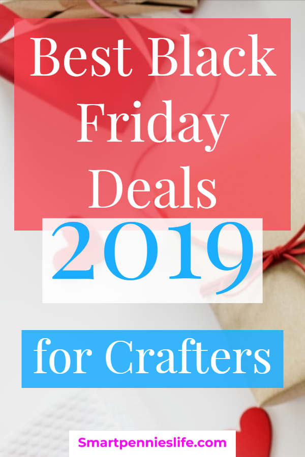 Black Friday Gift Guides For Crafters Black Friday Black Friday Gift Black Friday Shopping Deals