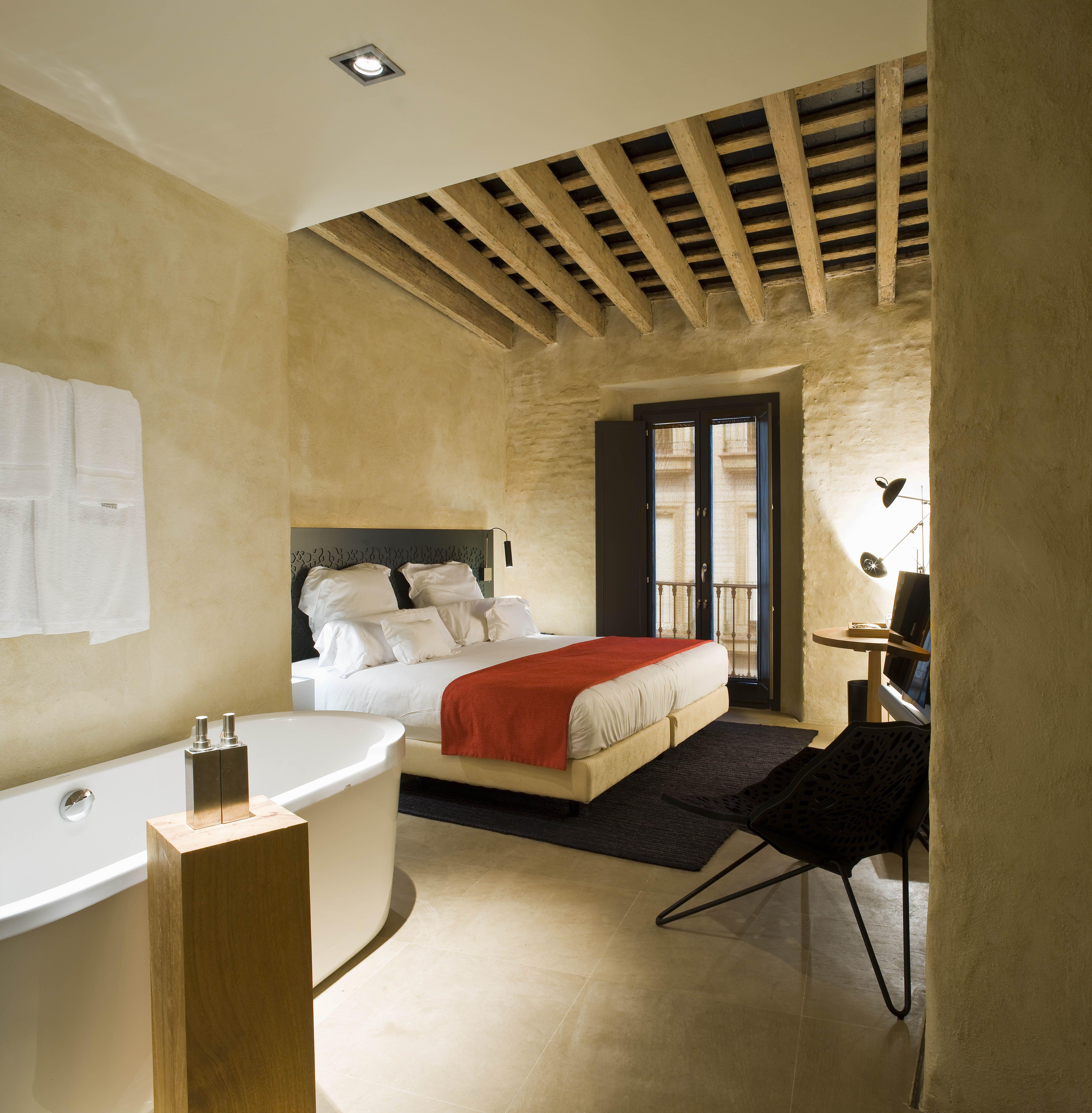 Hoteles hotel eme sevilla hotels restaurante hotel hotel sevilla sandra tarruella - Spa eme sevilla ...