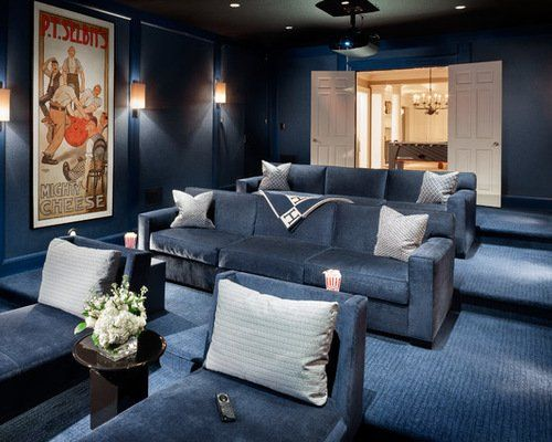 Home Theater. Home Theater Ideas. Home Theater Paint Color. Home Theater  Projector. Electronics Design Group, Inc.