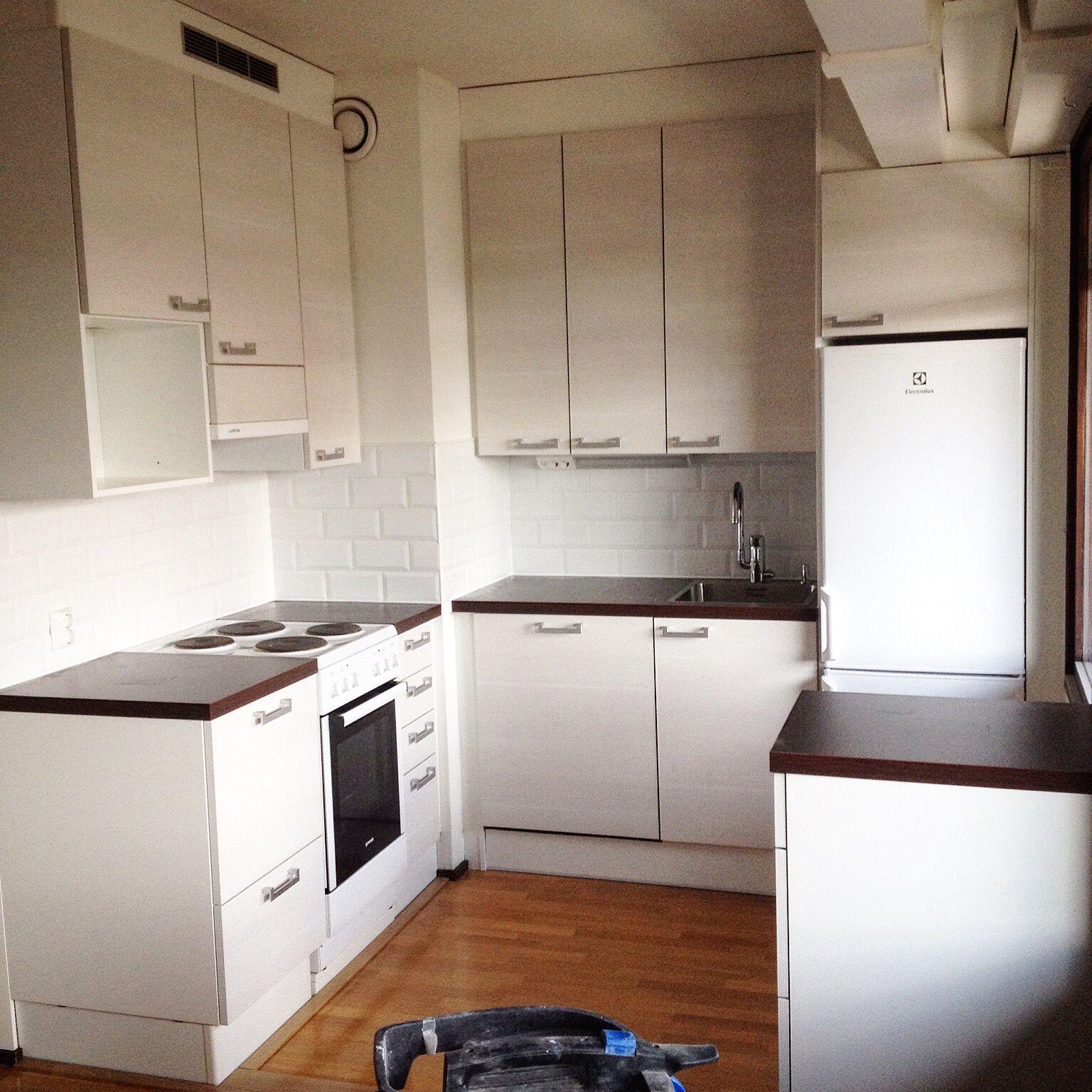 Puustelli kitchen / kök / keittiö