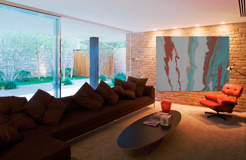 Pin By Center Piece Paintings On Vapor Interior Design