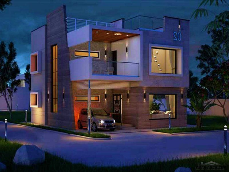 small modern homes floor plans Beautiful