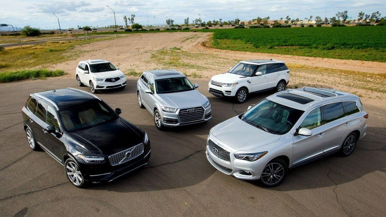 11 Image Volvo Xc90 Vs Acura Mdx 2020 Suv Comparison Suv Luxury Suv