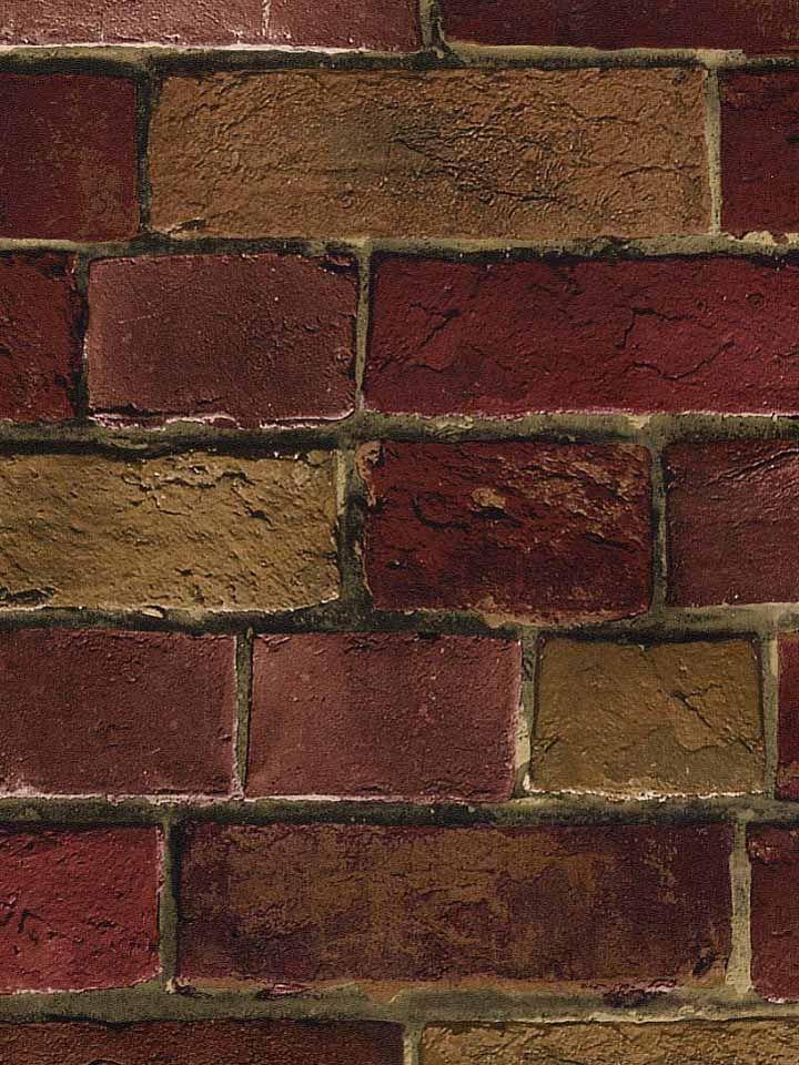 Brick Wall Wallpaper Dare I? http//www