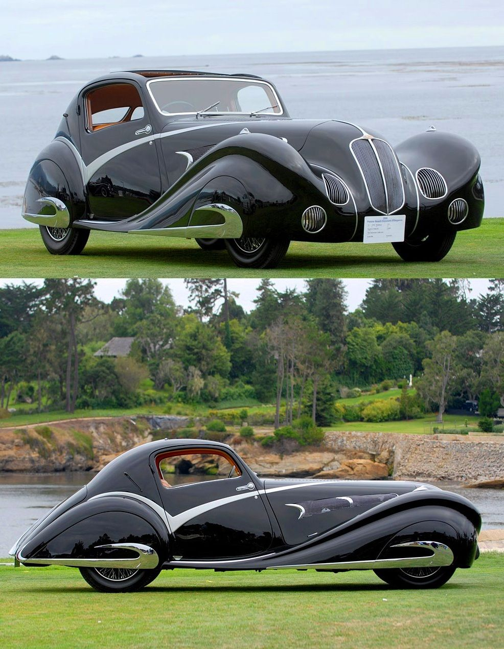 1936 Delahaye 135 Competition Coupe With Images Delahaye Cars