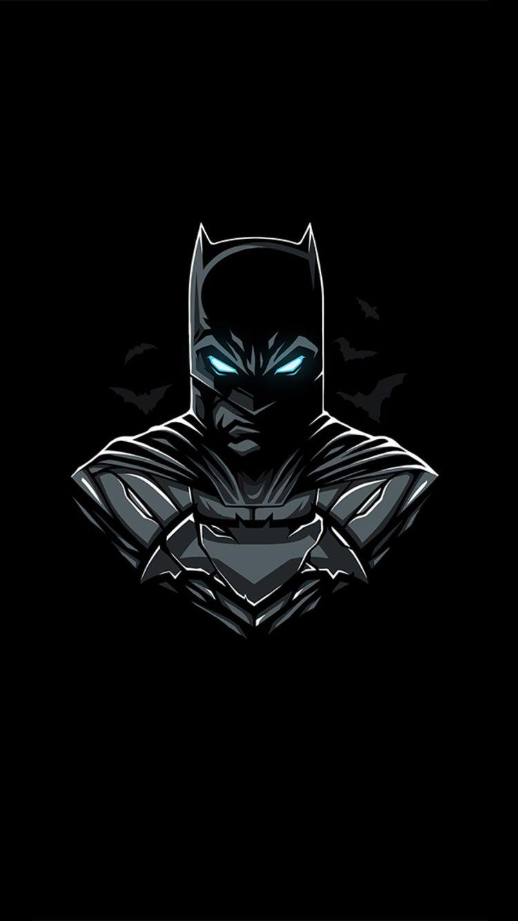 Batman Wallpaper 4k Iphone Di 2020 Batman Wallpaper Batman