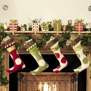 Ballard Designs Christmas Stockings And Stocking Holders Offer Unique Festive For All Tastes Shop Matching Tree Skirts