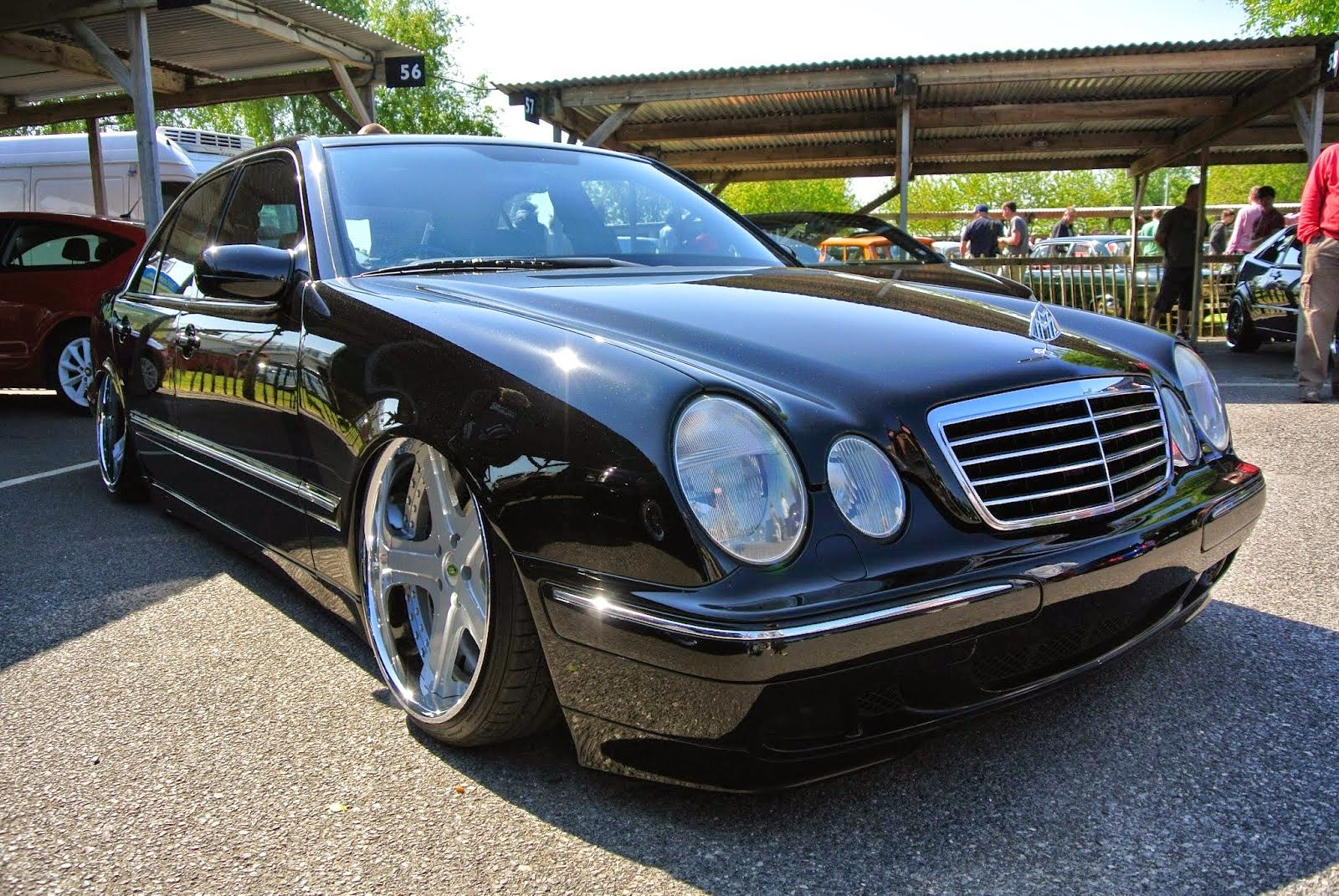 Mercedes w210 tuning 2 tuning cars - Mercedes Benz 210 Tuning