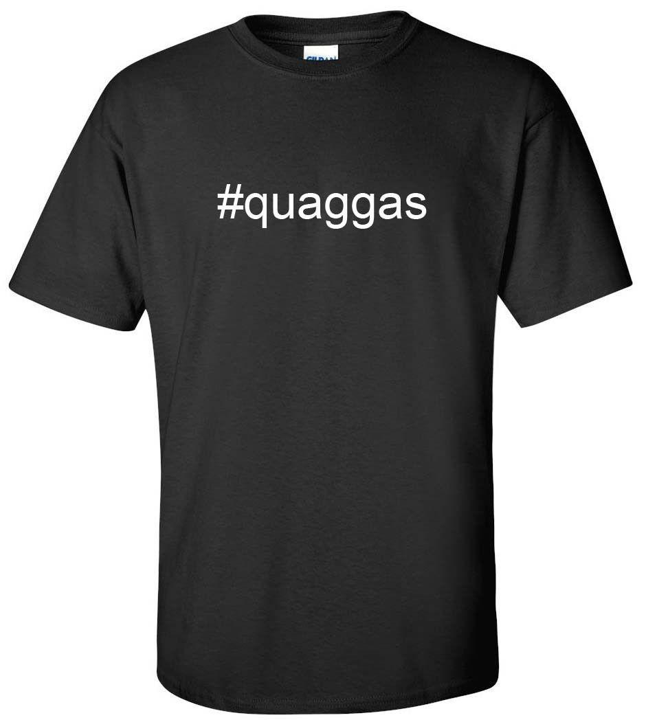 #quaggas Hashtag T-Shirt