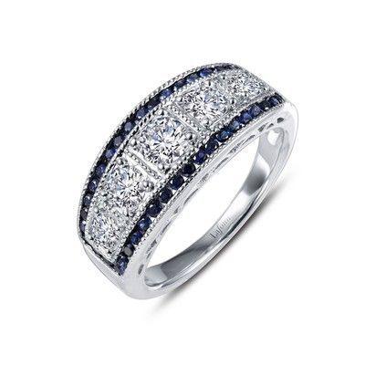 7c7a7993b25f1 Lafonn s signature Lassaire simulated diamonds in sterling silver ...