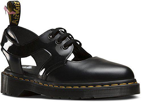 Pour Martens Lacets De Ville Chaussures Noir 21892001 À Dr Femme w0R16qHxa