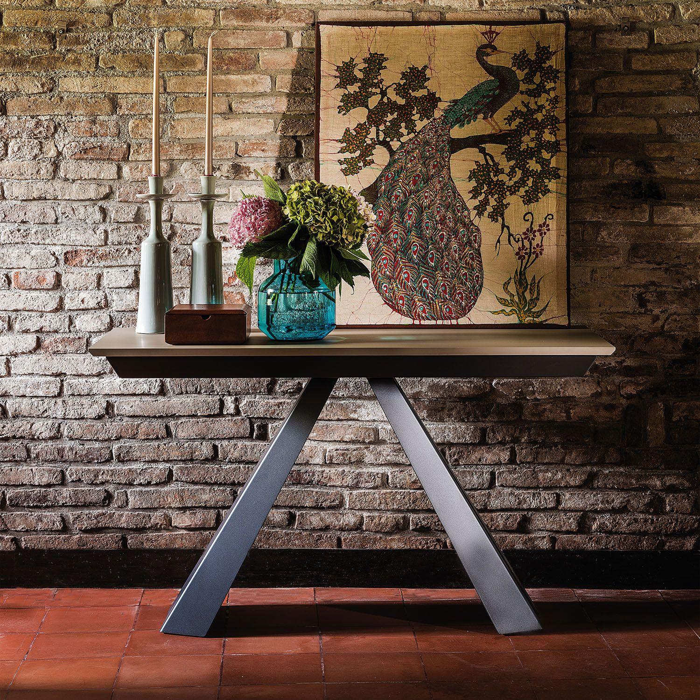 Tavolo Da Pranzo 3 Metri convivium (con immagini) | consolle, tavolo consolle, tavolo