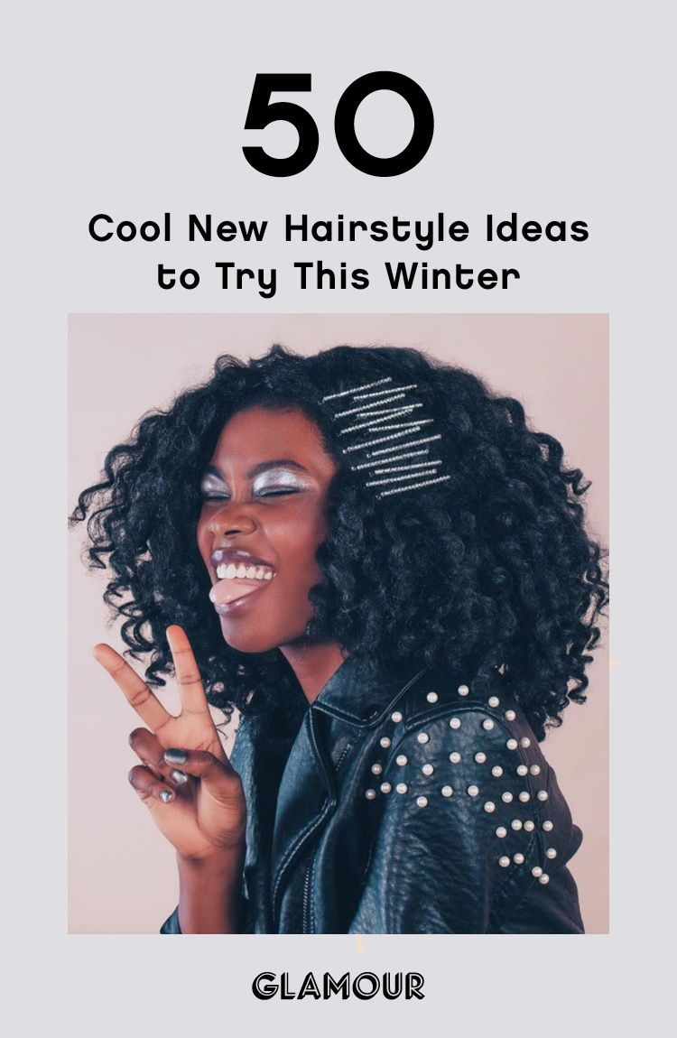 50 cool new hairstyle ideas to try this winter in 2019