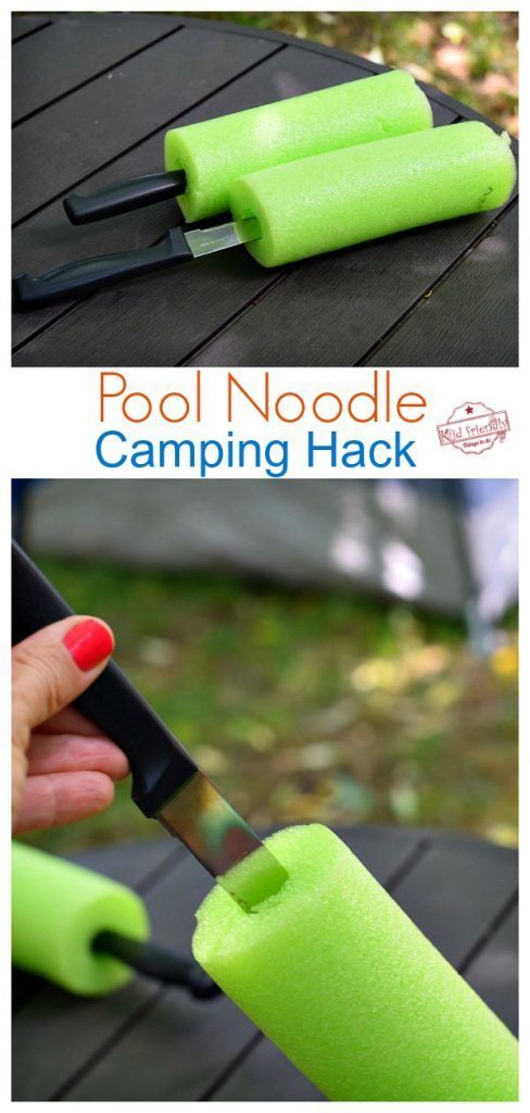 OVER 25 Camping Hacks, Tips, and Kid Friendly Recipes for Camping with Kids. Make a family camping