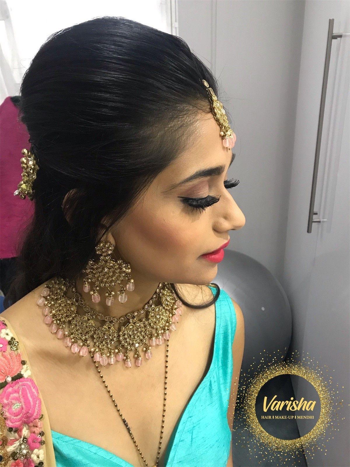 Chandlo/Sagai/Engagement Makeup in 2019 Engagement