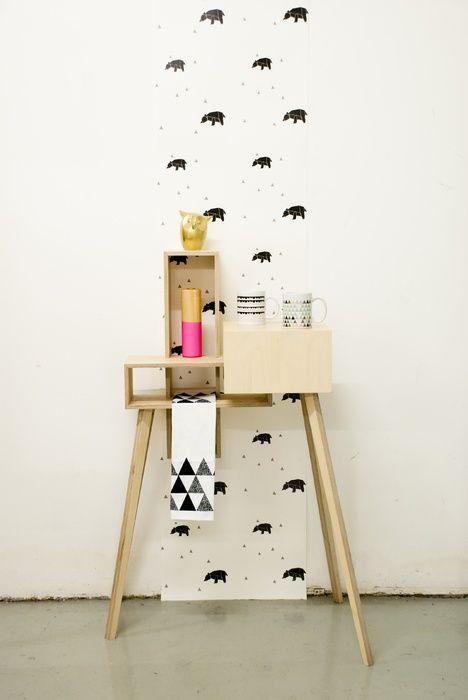 Bears - Fototapeten & Tapeten - Photowall