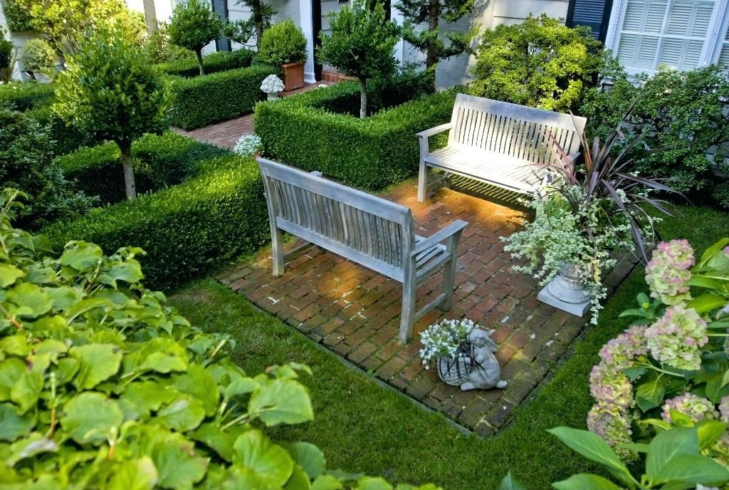 Image result for small formal garden design ideas | идеальный сад ...