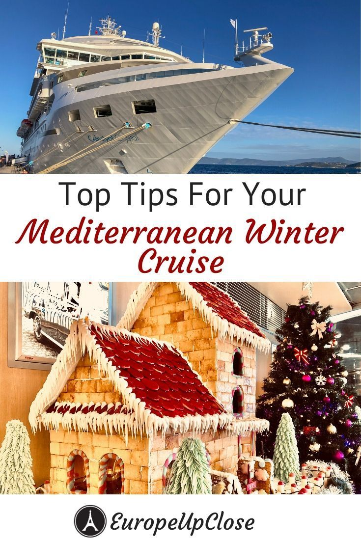 Top 10 Helpful Tips For Your Mediterranean Winter Cruise  Planning a winter cruise in the Mediterranean? Here are our top tips to make the most of your cruise, what to pack and helpful info you need to read before you go! Cruise Packing Tips, Winter Cruise Tips for First timers and more.   #cruise #cruising #Mediterranean #crusinglife #mediterraneancruise #traveltips #packingtips #cruiselife #luxurylifestyle #luxurytravel #luxury #traveltips #traveler #cruisetravel #europecruise #wintercruise #w