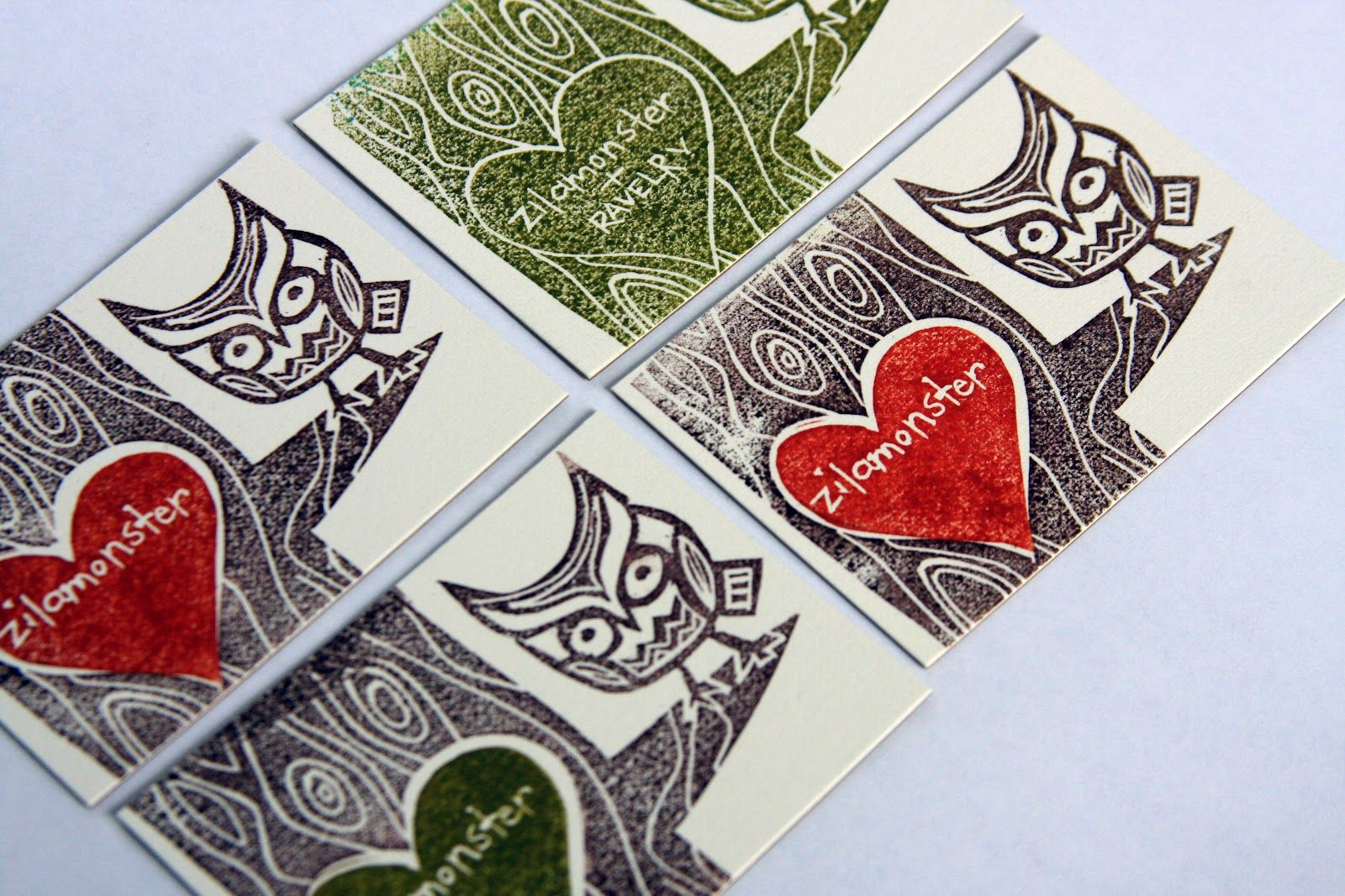 Crafty business cards crafty business cards