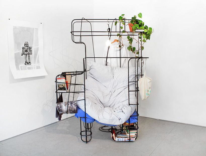 michael tomalik sources childhood forts for cozy idol lounge chair