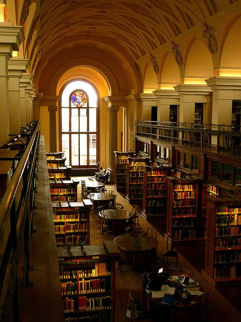 Gonville & Caius College library, Cambridge, UK via Flickr - Photo Sharing!