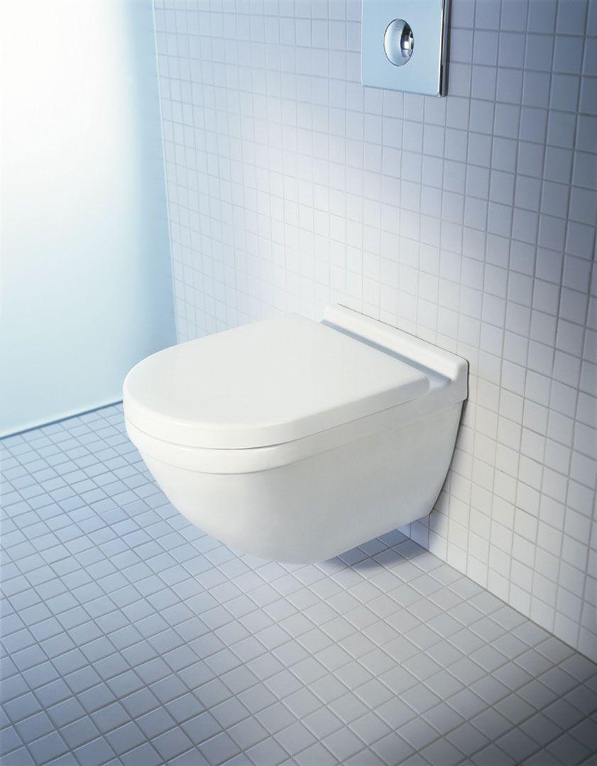 Starck 3 de duravit un wc classique et confortable
