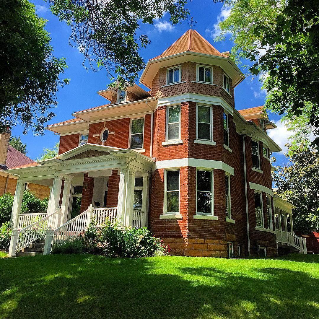 1903 Salt Lake City Utah Victorian Homes Old Houses Pretty House