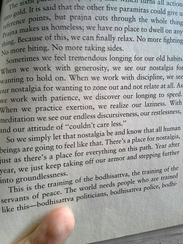 From When Things Fall Apart By Pema Chodron Pema Chodron