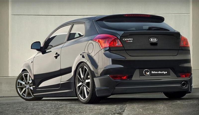 Kia Ceed Sport Not Into Cars Really But If This Little Baby Means